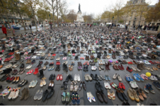 shoes-paris-protest