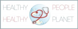 2015-12-04 Healthy people healthy planet banner
